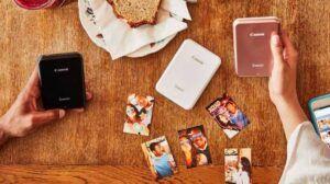 mejores impresoras de fotos para móviles